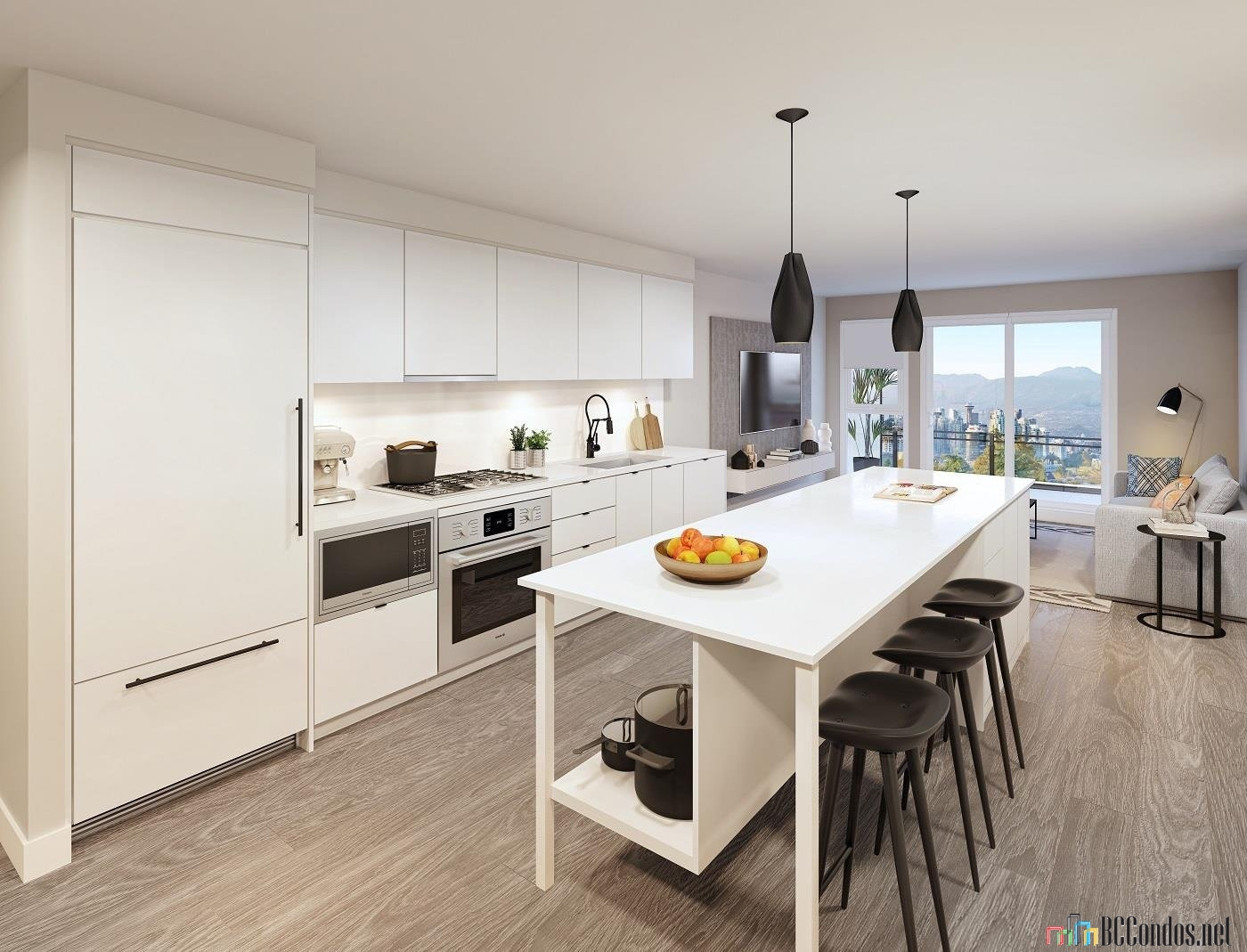 Midtown Modern 630 East Broadway Vancouver BC V5T 1X6 fifty homes in ...