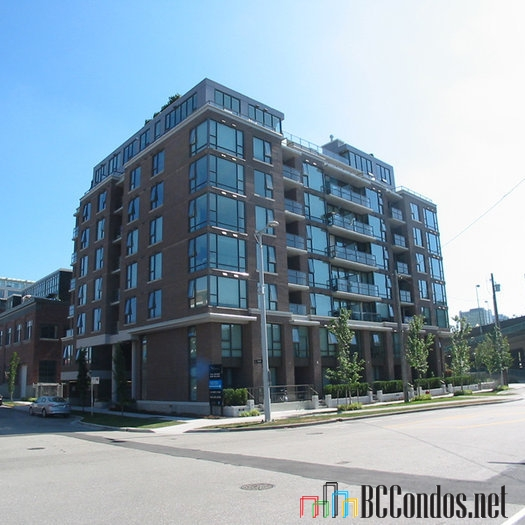 Olympic Village Apartments: 445 W 2nd Ave, Vancouver