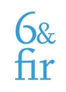 6th & Fir Logo