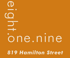 Eight.One.Nine Logo