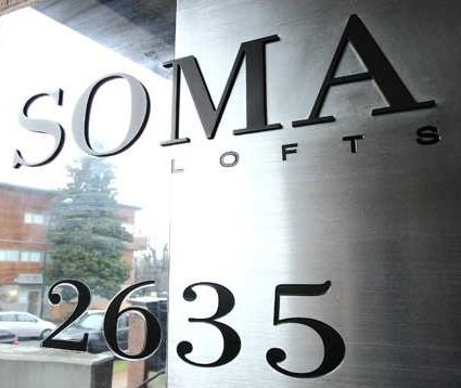 Soma Lofts Logo