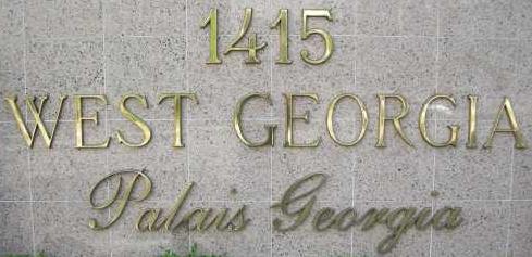 Palais Georgia Logo