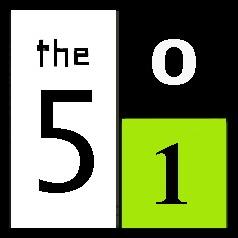 The 501 Logo