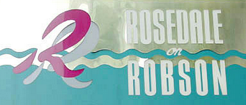 Rosedale On Robson Suite Hotel Logo