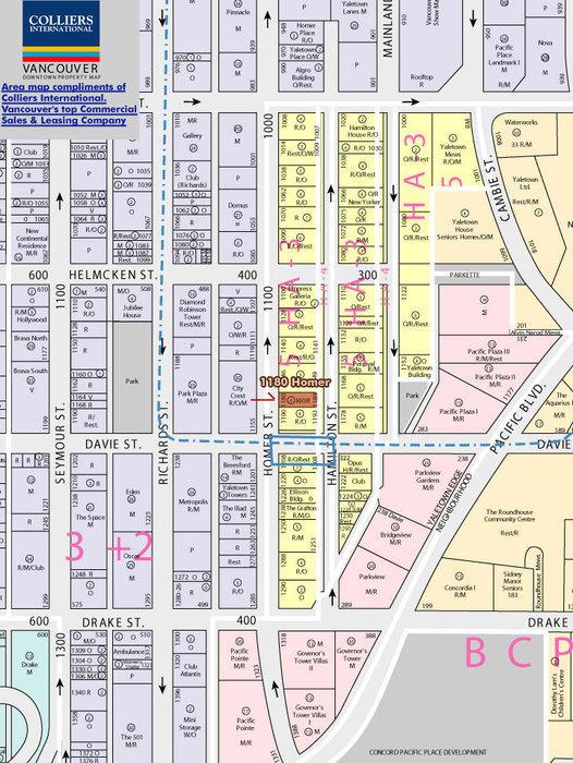 1180 Homer Area Map