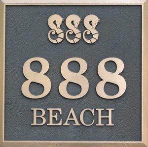 888 Beach Logo