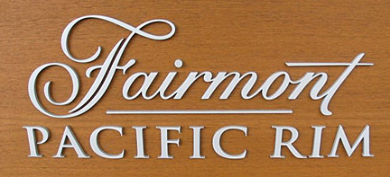 Fairmont Pacific Rim Logo
