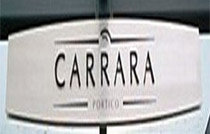Carrara Of Portico Logo