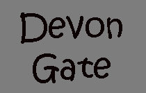Devon Gate Logo