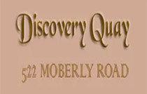 Discovery Quay Logo