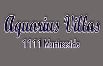Aquarius Villas Logo