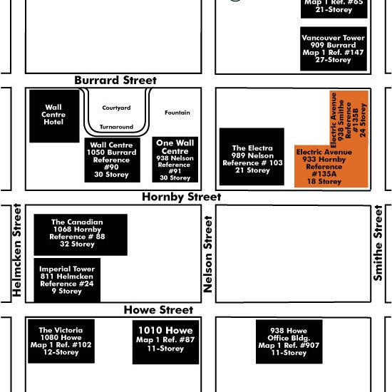 Electric Avenue Area Map