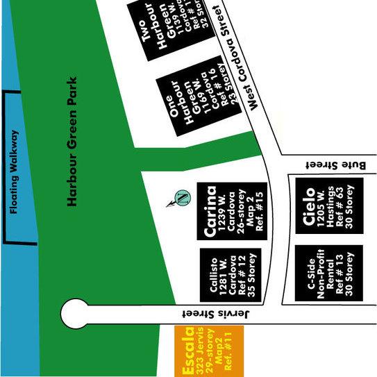 Escala Area Map