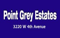 Point Grey Estates Logo