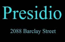 The Presidio Logo