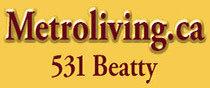 Metroliving Logo
