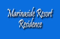 Marinaside Resort Residences Logo
