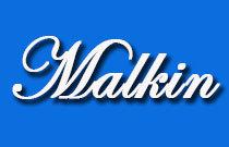 The Malkin Logo