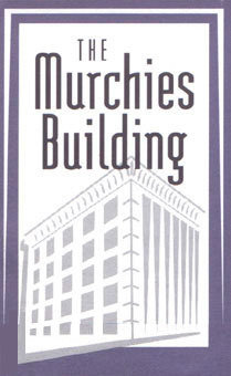 Murchies Building Logo