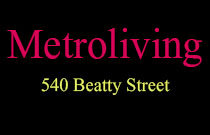 Metroliving Logo