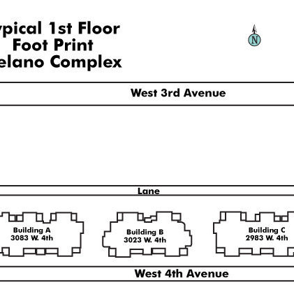 Delano Area Map