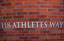 Village on False Creek - 118 Athletes Logo