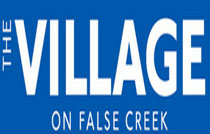Kayak - Village On False Creek Logo