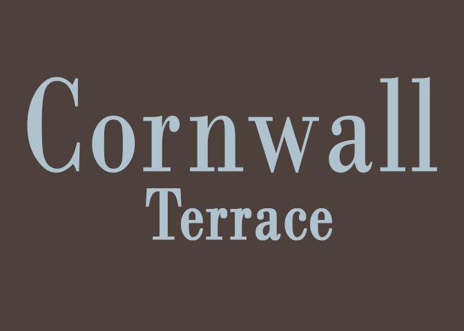 Cornwall Terrace Logo