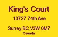 King's Court Logo