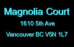 Magnolia Court Logo