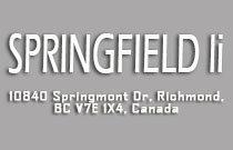 Springfield II Logo