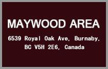 Maywood Area - 6539 Royal Oak , Burnaby - BCCondos net