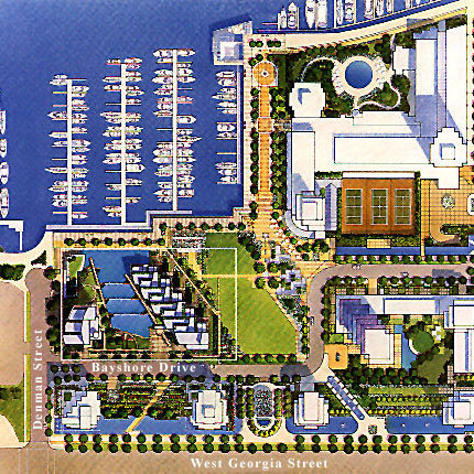 Bayshore Tower 3 Area Map
