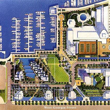Bayshore Gardens Area Map