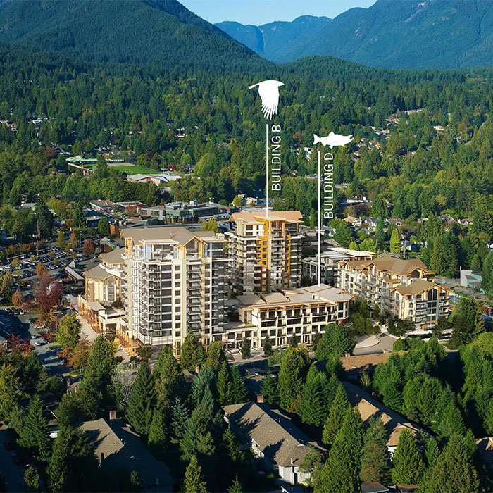 The Residences at Lynn Valley Building B