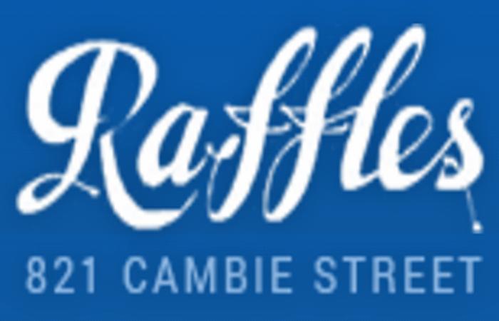 Raffles On Robson Logo