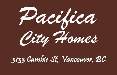 Pacifica City Homes Logo