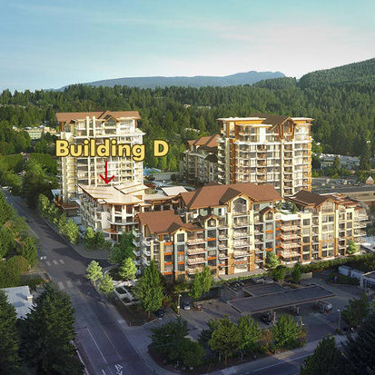 The Residences At Lynn Valley Building D