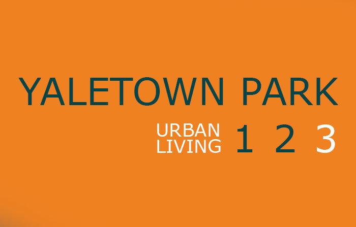 Yaletown Park 3 Logo