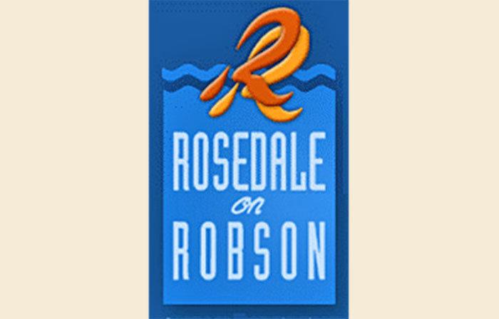 Rosedale On Robson Suite Hotel Logo