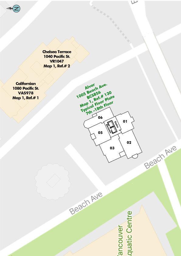 Alvar Area Map