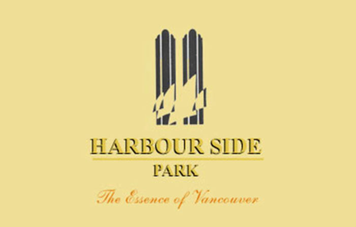 Harbourside Park I Logo