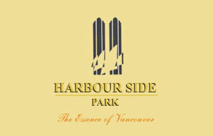 Harbourside Park I Logo