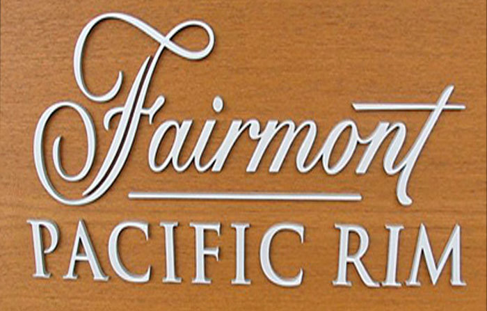 Fairmont Pacific Rim Logo