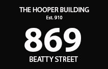 The Hooper Building Logo
