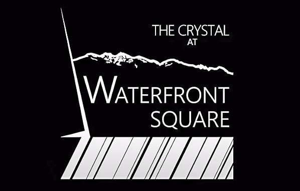 The Crystal at Waterfront Square Logo