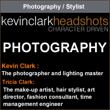 Kevin Clark Head Shots