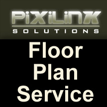 Pixilink Custom Floor Plan Service