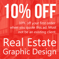 Real Estate Graphic Design