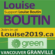 Louise Green Party
